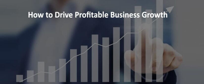 How to Drive Profitable Business Growth